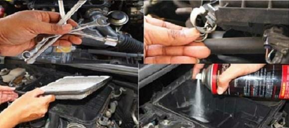 Tune-up Toyota Avanza Sendiri, Mengisi Waktu Luang Kondisi Mesin Tetap Terjaga