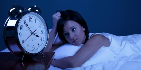 Mau Cepat Tidur, Ini Dia Caranya !!
