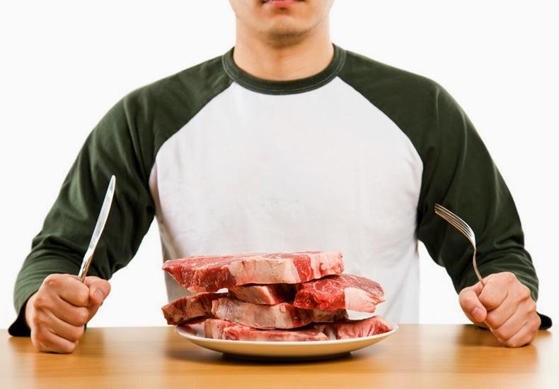Cara Mencegah Darah Tinggi Setelah Makan Daging