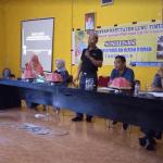 Sosialisasi Program Bedah Rumah Dinas Tarkim, Kades Manurung: Harus Berlanjut!
