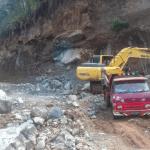 Diduga Ilegal, Kegiatan Penambangan Batu di Gunung Bellang Resahkan Warga