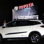 Toyota Rush Bakal Hadir di Benua Afrika