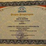 Selamat! BKB HI Ibunda Kecamatan Nuha Raih Juara I Tingkat Nasional