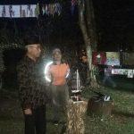"Husler Buka Kegiatan Pameran Kreatif Pemuda Bertajuk ""Marasa Camp"" di Sorowako"