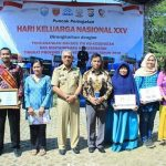 Luwu Timur Raih Segudang Penghargaan Di Hari Keluarga Nasional ke XXV