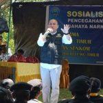 BNK Lutim Siap Perangi Peredaran Narkotika di Luwu Timur