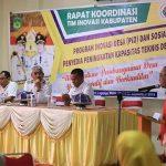 DPMD Sosialisai P2KTD Guna Tingkatkan Kesejahteraan Desa